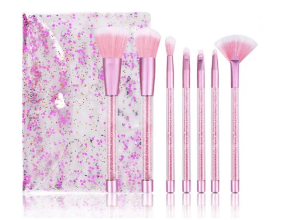Pink Brush Set