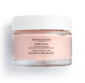 Pink Clay Mask £8.