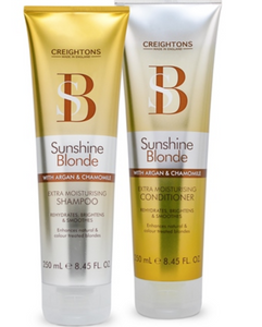 Sunshine Blonde Shampoo & Conditioner Duo - £3.98