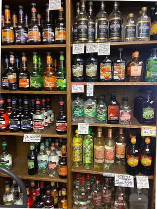 Everclear at Plaza Liquors