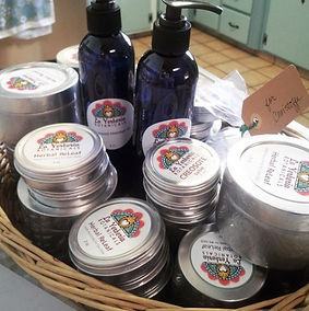 herbal massge products