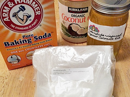 DIY: 4-ingredient deodorant