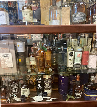 Lagavulin Scotch at Plaza Liquors