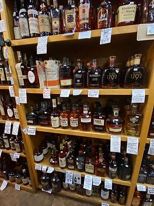 Canadian Whiskey at Plaza Liquors