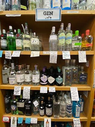 St George Gin at Plaza Liquors