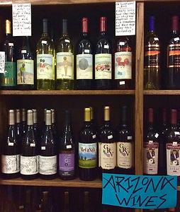 Tumbleweed wines