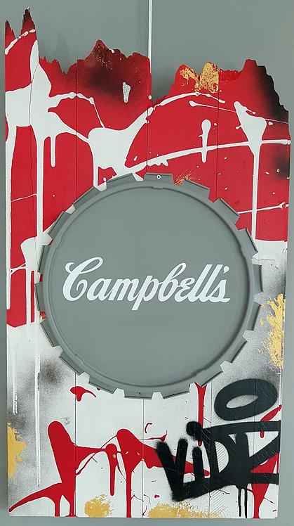 VIDIZ - Campbells - 41x83cm