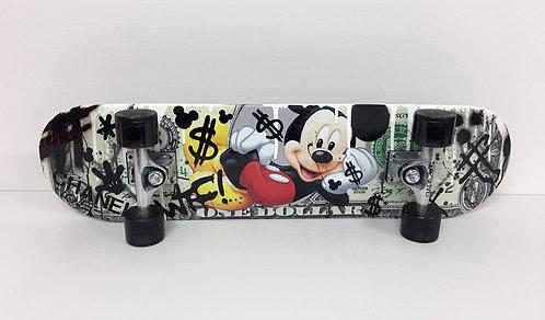 PAPAZ - Skate Mickey détente #3 - 76x20cm