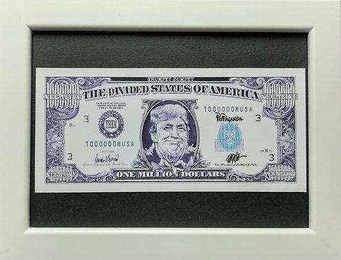 RON ENGLISH - 1 Million $ Billet POPAGANDA