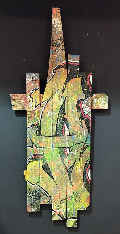 EXO7 - E-Letter #2 - 56x125cm