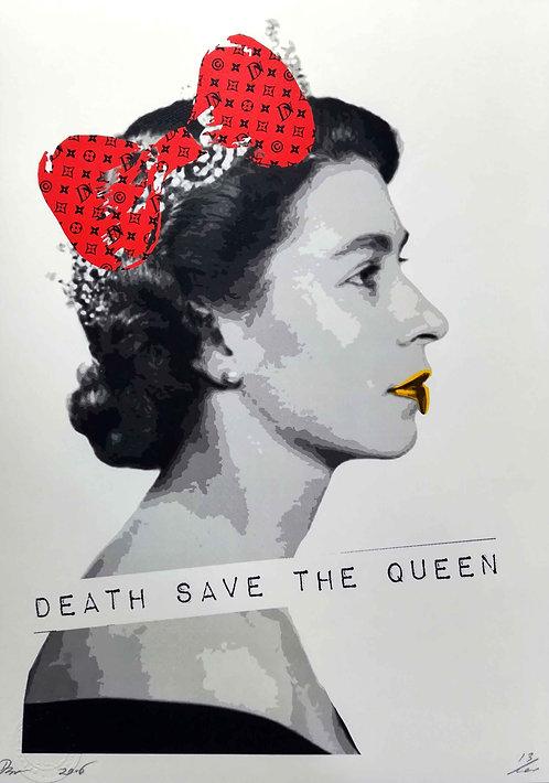 DEATH NYC - sérigraphie - 2016