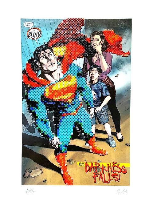 HRG - Superman01 - 24x32cm