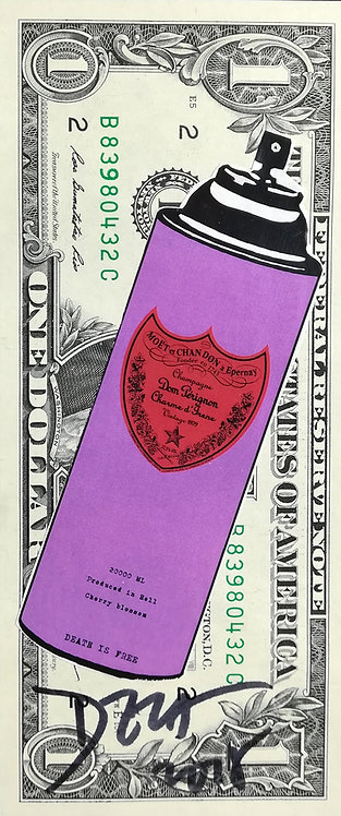 DEATH NYC - 1$ Billet - 2016