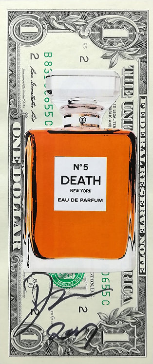 DEATH NYC - 1$ Billet - 2017