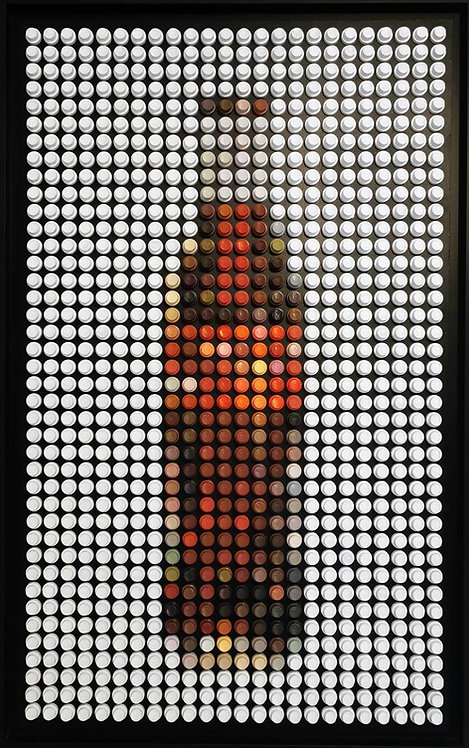 Oliver NEY - Coca Cola - 111x69cm