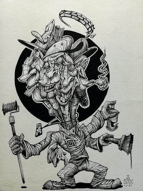 dessin SKAYZOO
