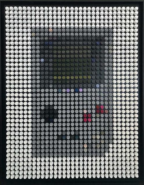 Oliver NEY - Gameboy - 87,5x111cm