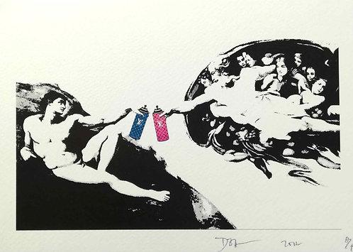 DEATH NYC - 21x15cm - 2012