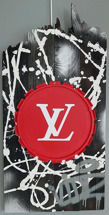 VIDIZ - Lv red - 41x84cm