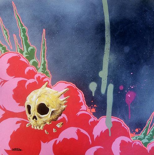 HASB - Boom Boom Skull - 52x52,3cm