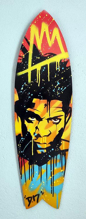 DN - Basquiat - 23x80cm - 2020