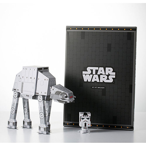 MOMOT AT-WALKER PAPER TOY