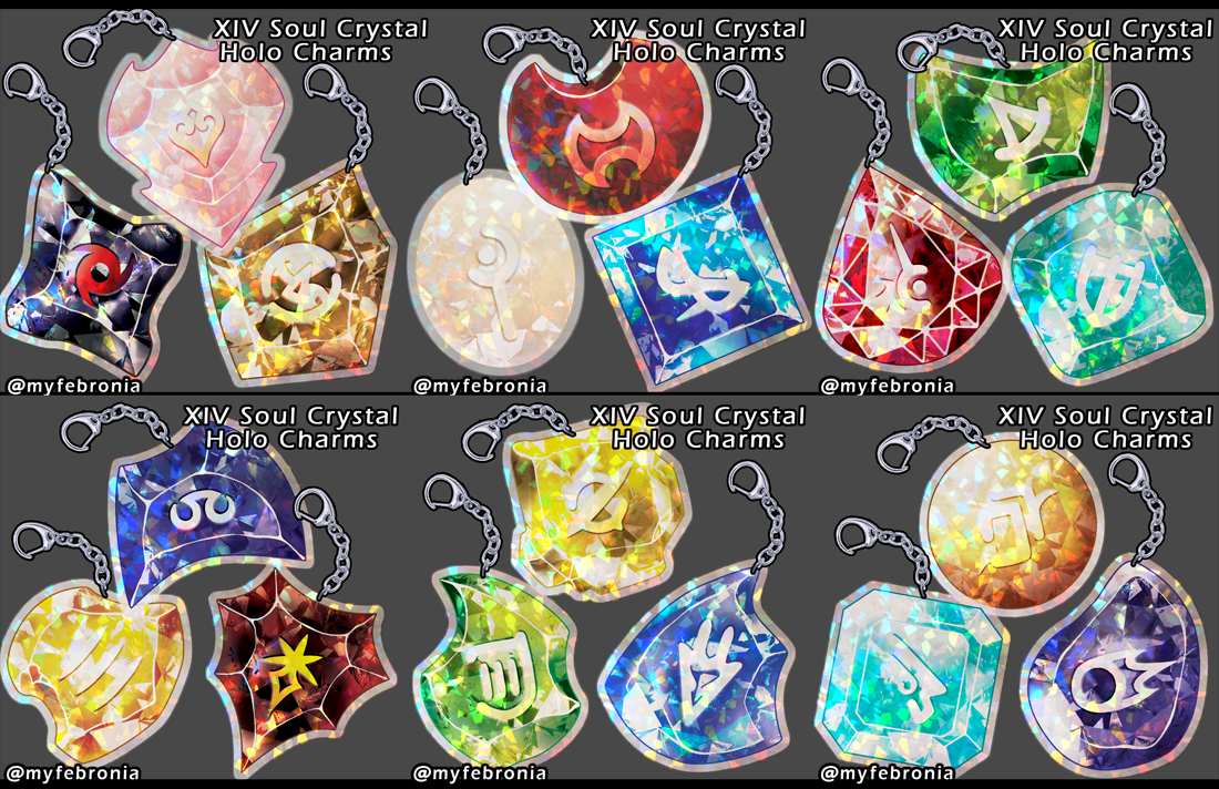 Holographic Charms
