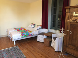 slaapkamer 4 pers. 1ste verdiep