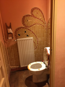toilet gelijkvloers