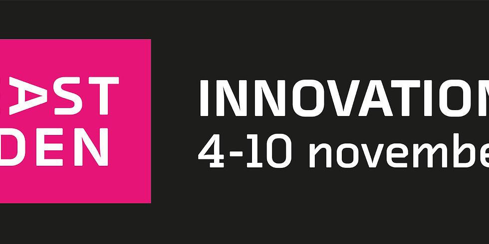 Fika for Change bygger relationer på Innovation Day i Norrköping