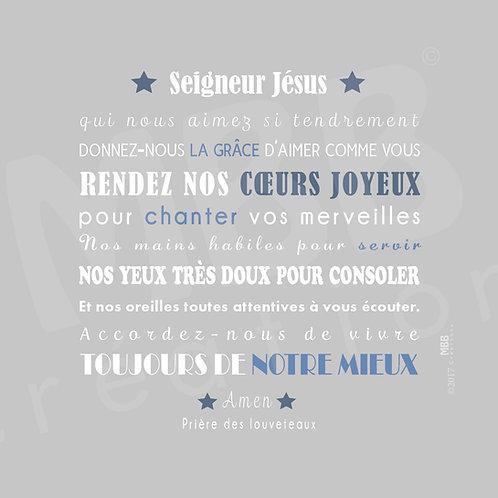 Prière des Louveteaux / Louvettes