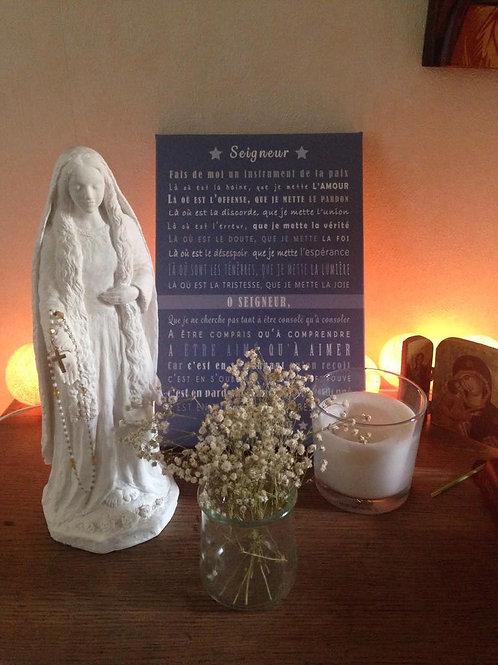Prière de St François d'Assise