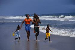 Lagos bar beach Nigeria