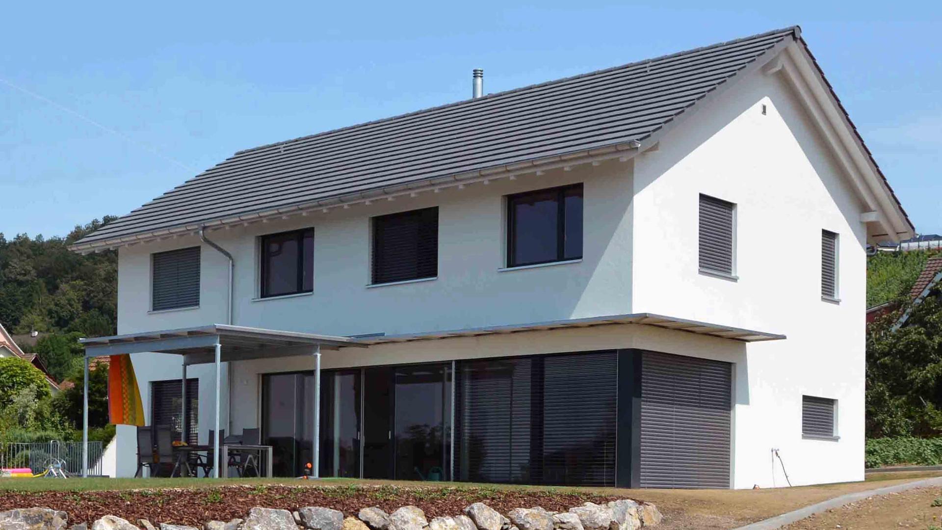 Neubau EFH Niederneunforn