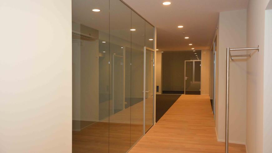 Umbau Büroräume Winterthur