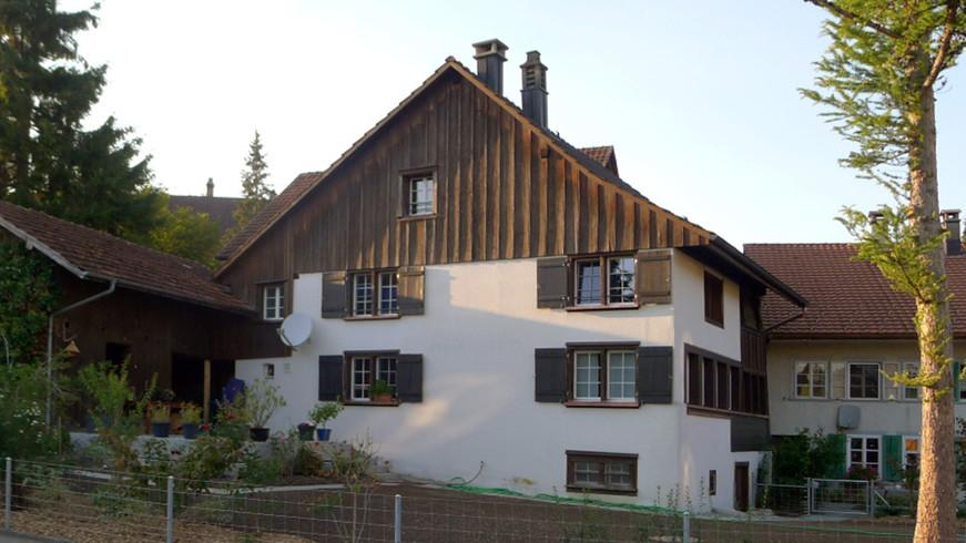 Umbau EHF Oberlangenhard