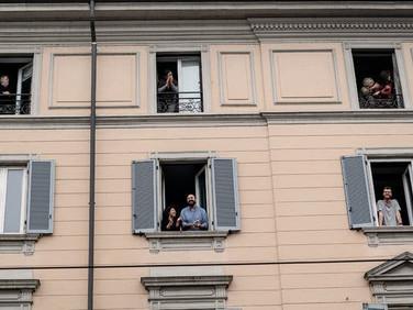 The Balcony People