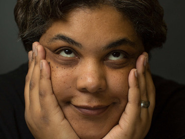 Roxane Gay at the 2018 Beatty Memorial Lecture
