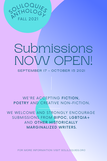 Now Accepting Submissions!