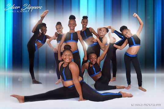Silver Slippers Dance Academy Hip Hop Class