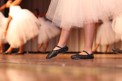 Silver Slippers Dance Academy Ballet Class
