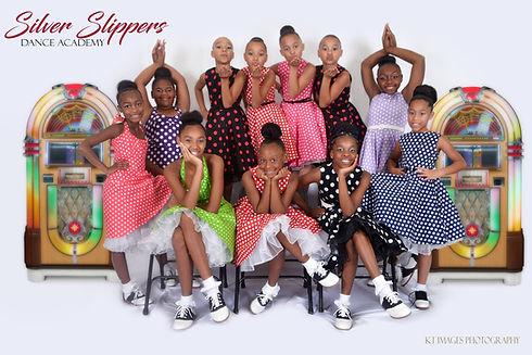 Silver Slippers Dance Jazz Class
