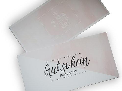 Geschenkgutscheine - Gift Cards