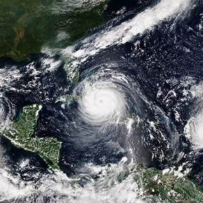 Is climate change affecting hurricanes?