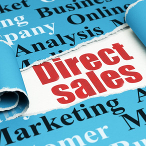 Direct sales companies creating part time jobs