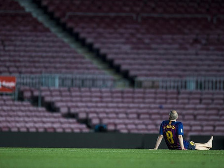 Anxiety and depression: The new pandemic in soccer