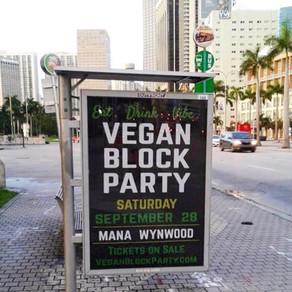 Vegan Block Party unites vegans