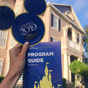 UCF student lands internship at the Happiest Place on Earth