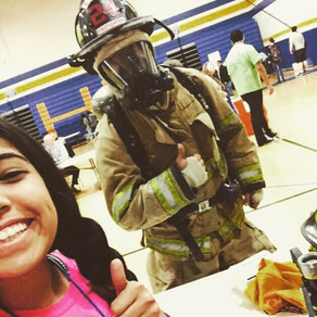 Firefighting for a cause: The Gio Rodriguez story