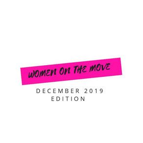 Women on the Move December 2019 Edition